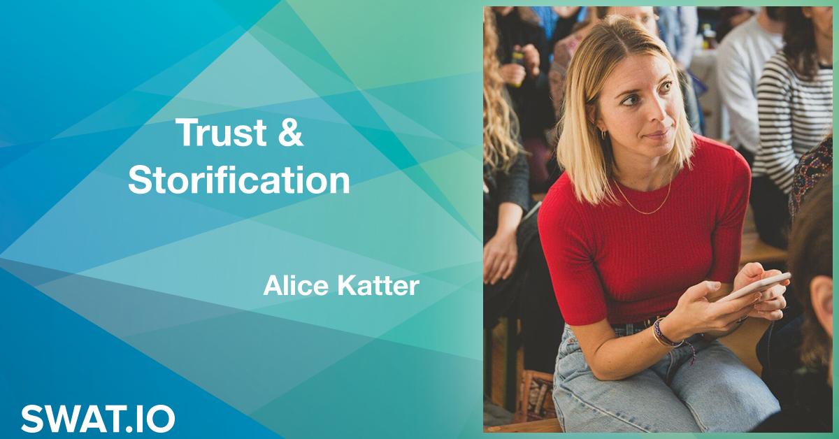 Alice Katter about the Social Media Trends 2019