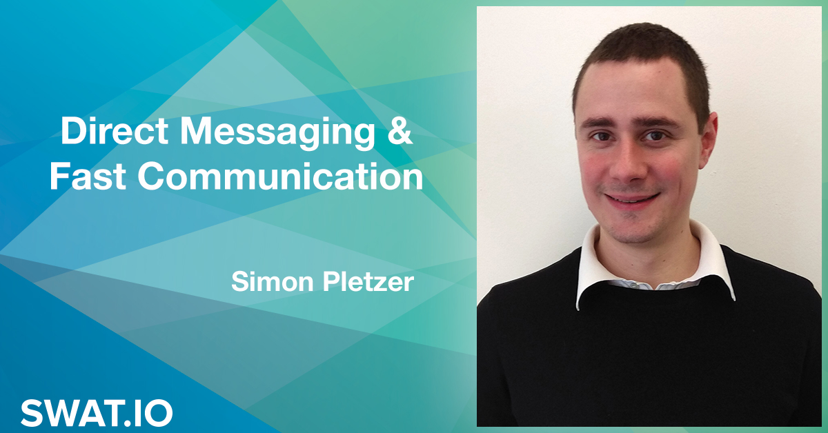 Simon Pletzer about the Social Media Trends 2019