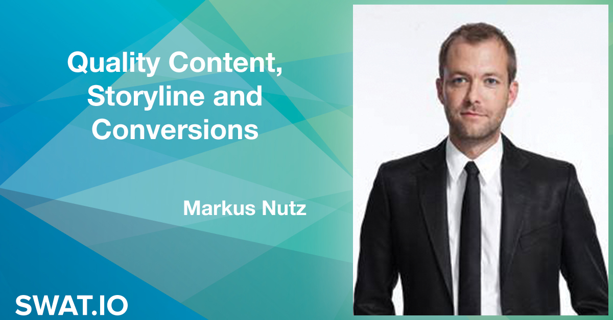 Markus Nutz about the Social Media Trends 2019