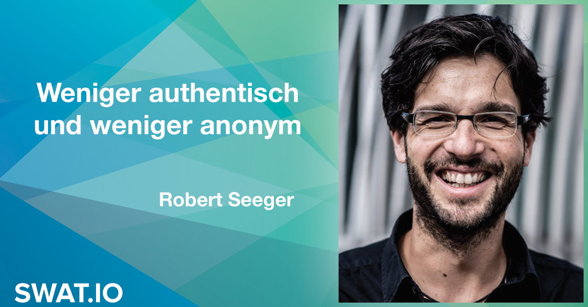 Robert Seeger über die Social Media Trends 2019