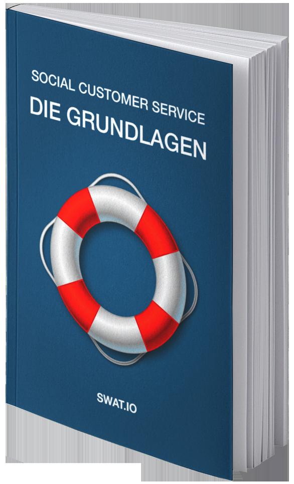 eBook Cover Customer Care Essentials