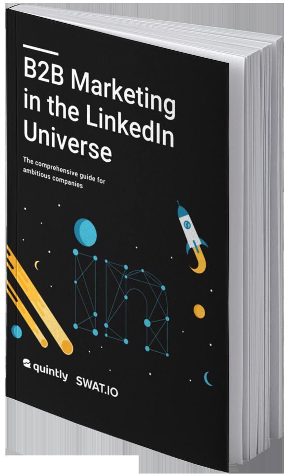 B2B Marketing im LinkedIn Universum 1