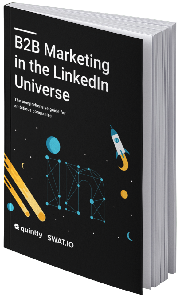 B2B Marketing im LinkedIn Universum 1