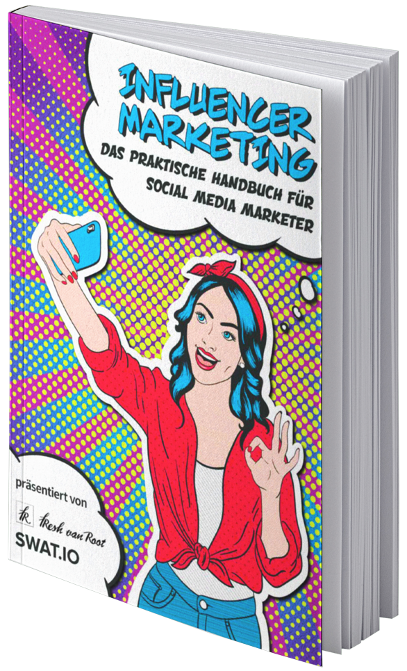 eBook Cover Influencer Marketing
