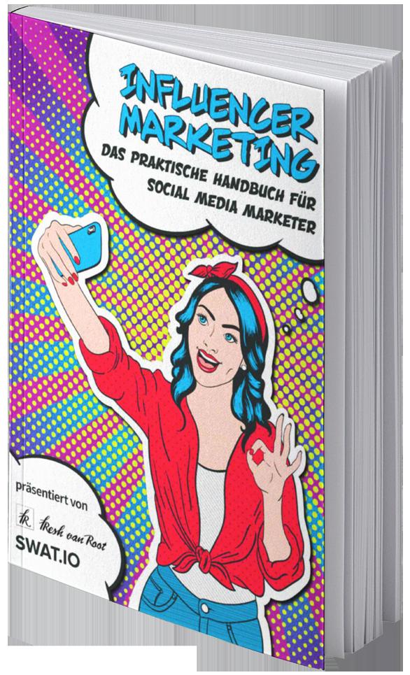 eBook Cover Influencer Marketing
