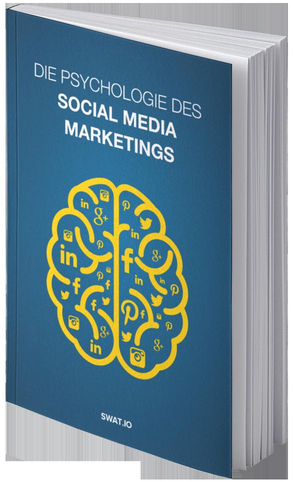 eBook Cover Die Psychologie des Social Media Marketings