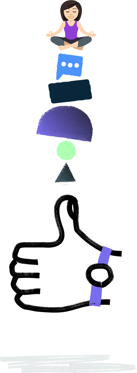 Home Balanced Social Media