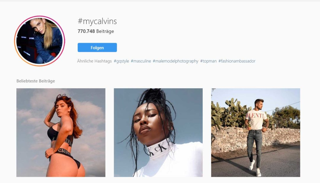 Social Media eCommerce User Generated Content