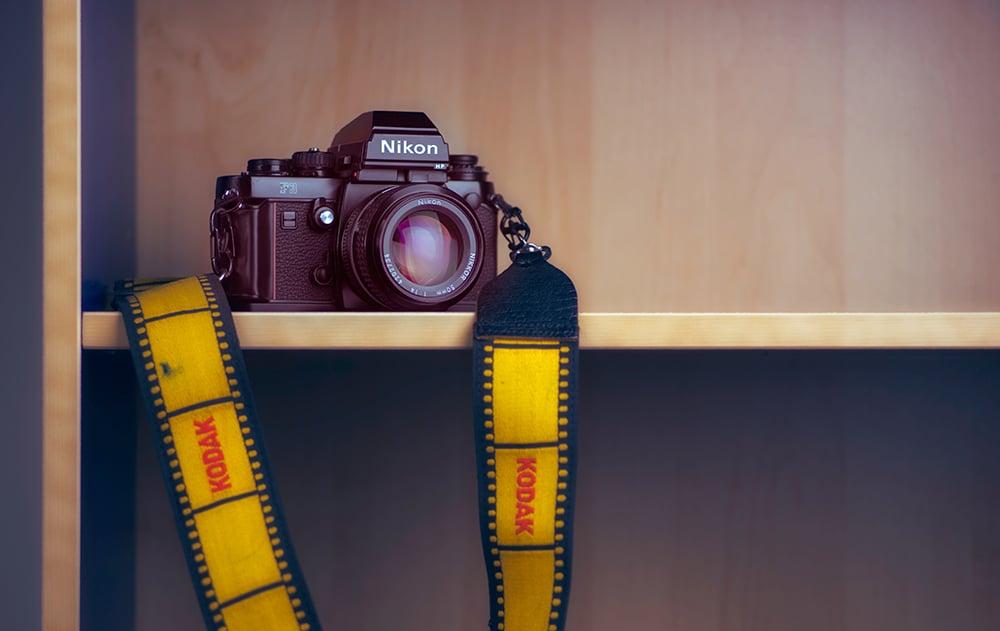 Social Media Tourism Camera