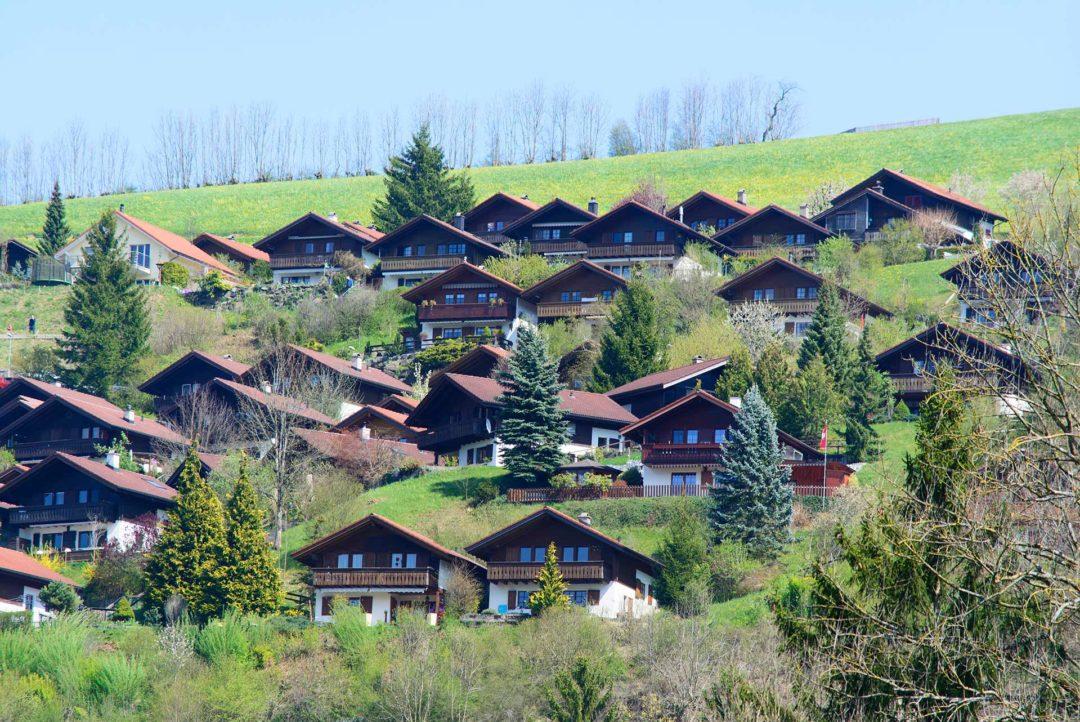 St. Gallen Siedlung