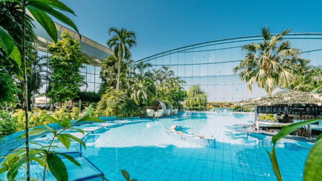 Therme Erding Social Media Outdoor