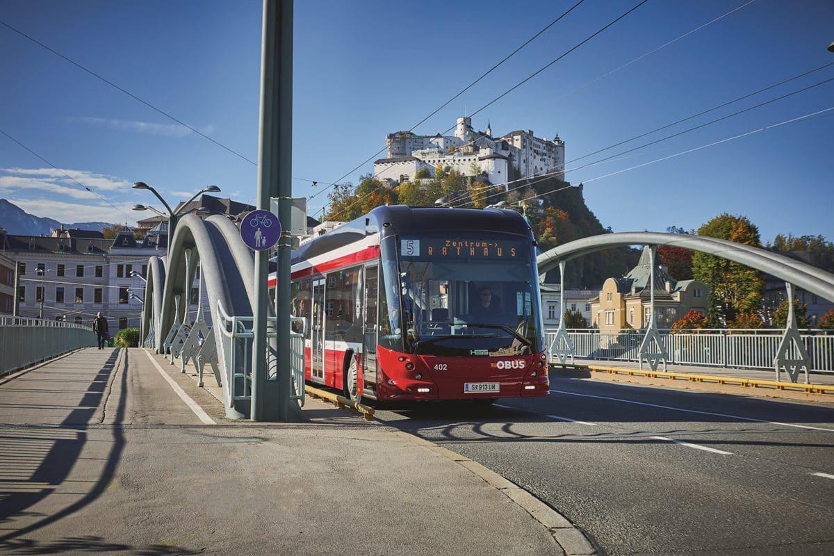Salzburg AG eObus