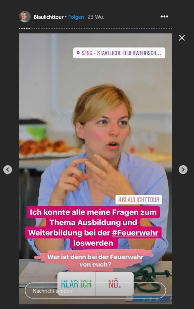Social Media Öffentliche Verwaltung: Politik Beispiel Schulze