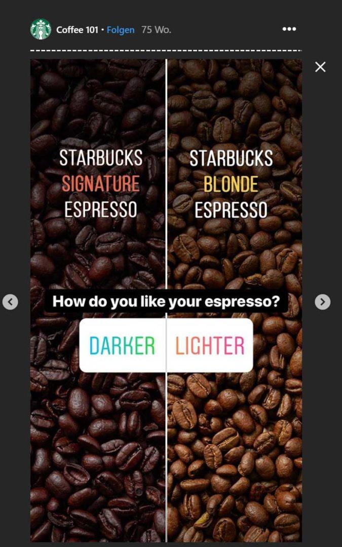 Instagram Story Sticker Frage Sticker 01