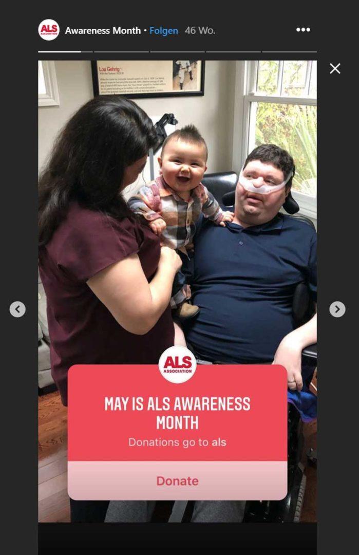 Instagram Story Sticker Spenden Sticker 02