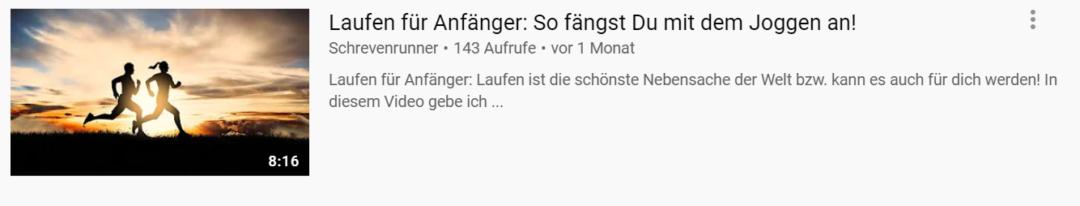 YouTube SEO Titel
