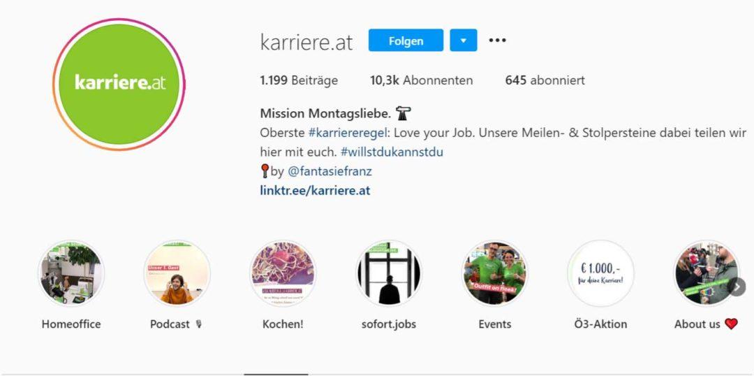 Instagram Bio Hashtags