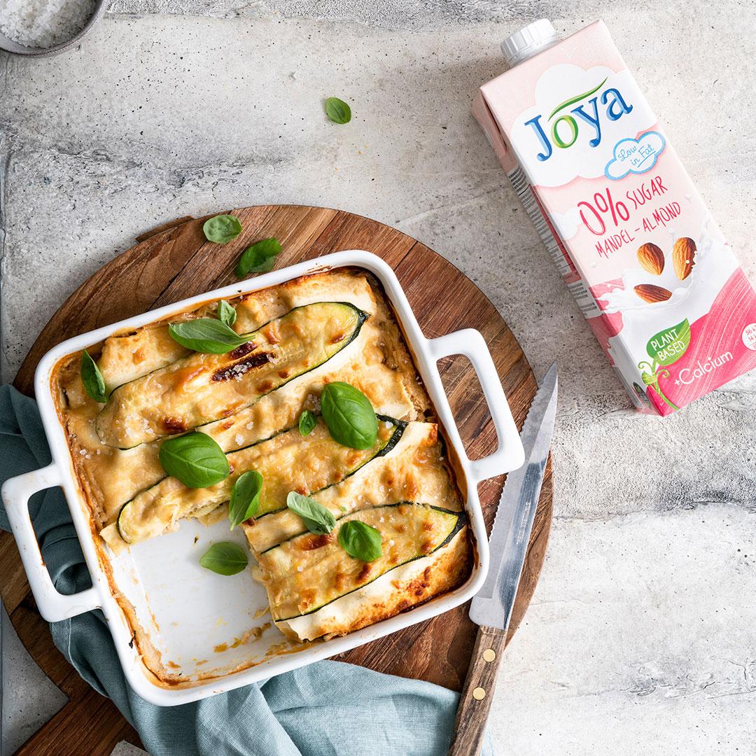 Mona Joya Zucchini Lasagne
