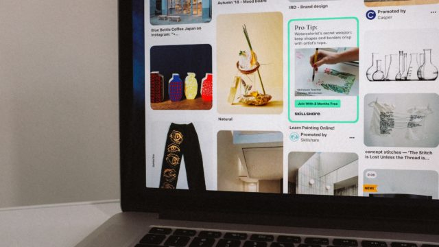 Pinterest Business Profil einrichten