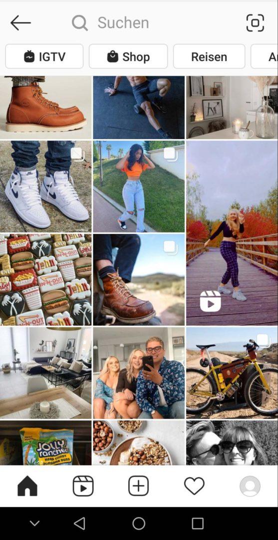 TikTok vs Reels: Instagram Explore Page