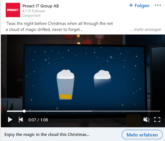LinkedIn Ads Video Ads