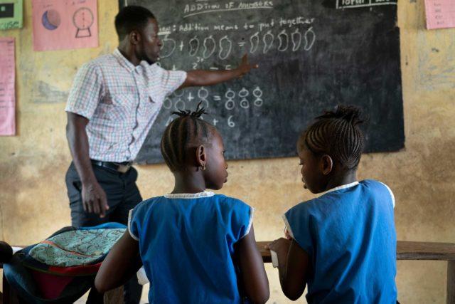 Brot für die Welt: Bildung